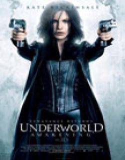 Underworld: Awakening Movie Poster