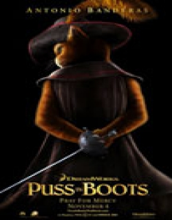 Puss In Boots (2011) - English