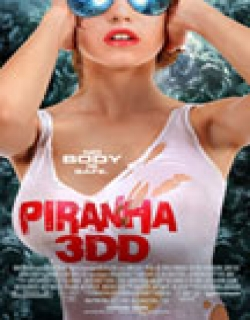 Piranha 3DD (2012) - English