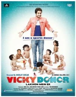 Vicky Donor Movie Poster