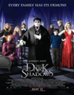 Dark Shadows (2012) - English