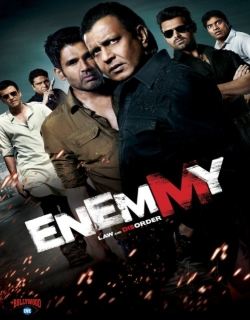 Enemmy (2013) - Hindi
