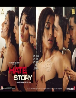 Hate Story Movie Poster