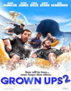Grown Ups 2 (2013) - English