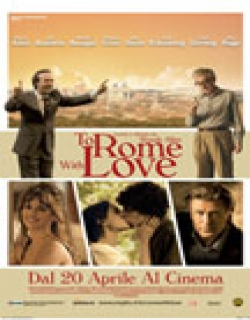 To Rome with Love (2012) - English