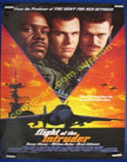 Flight of the Intruder Movie Poster