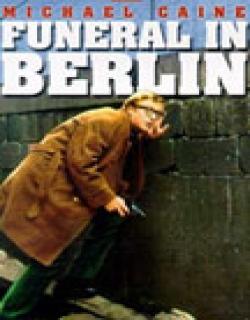 Funeral in Berlin Movie Poster