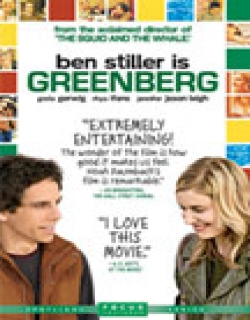 Greenberg Movie Poster