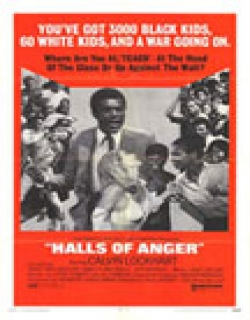 Halls of Anger Movie Poster