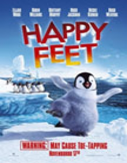 Happy Feet Movie Poster