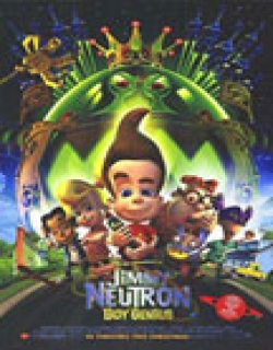 Jimmy Neutron: Boy Genius (2001) - English
