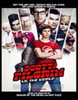 Scott Pilgrim vs. the World (2010) - English