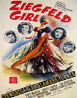 Ziegfeld Girl Movie Poster