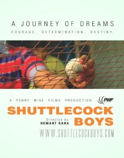 Shuttlecock Boys (2012) - Hindi