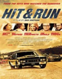 Hit and Run (2012) - English