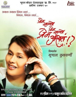 Prem Mhanje Prem Mhanje Prem Asta (2013) - Marathi