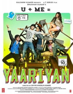 Yaariyan Movie Poster