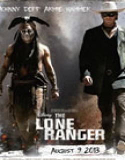 The Lone Ranger (2013) - English