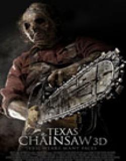 Texas Chainsaw 3D (2013) - English