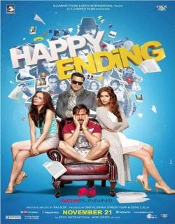 Happy Ending (2014) - Hindi