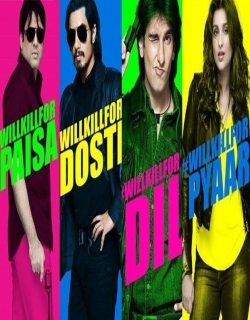 Kill Dil (2014) - Hindi