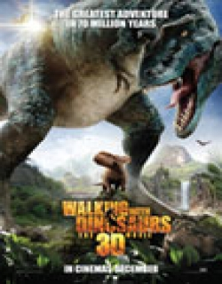 Walking with Dinosaurs 3D Movie Poster
