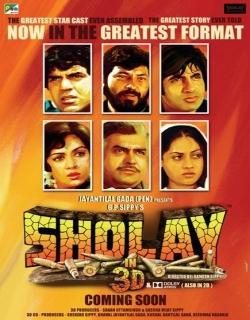 Sholay (1975) - Hindi