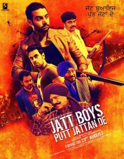 Jatt Boys Putt Jattan De (2013) - Punjabi