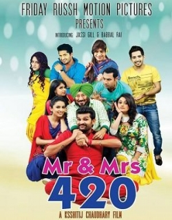 Mr & Mrs 420 (2014) - Punjabi