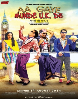 Aa Gaye Munde U.K. De (2014)