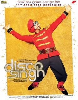 Disco Singh (2014) - Punjabi