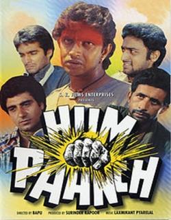 Hum Paanch (1981) - Hindi