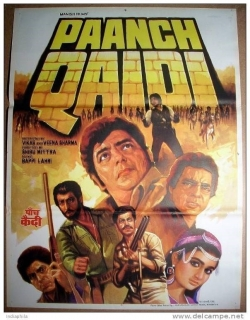 Paanch Qaidi (1981)