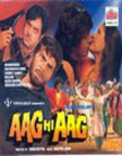 Aag Hi Aag Movie Poster