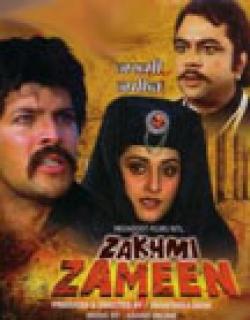 Zakhmi Zameen Movie Poster