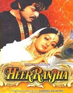 Heer-Ranjha Movie Poster
