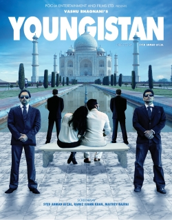 Youngistaan (2014) First Look Poster