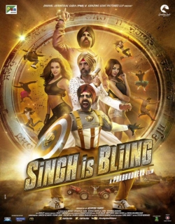 Singh Is Bling (2015) - Hindi