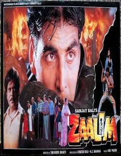 Zaalim Movie Poster