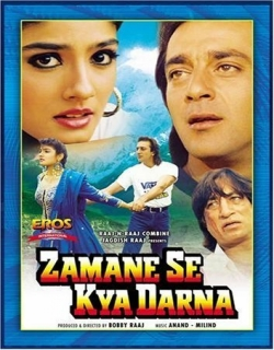 Zamane Se Kya Darna Movie Poster