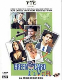 Green Card Fever Movie Poster