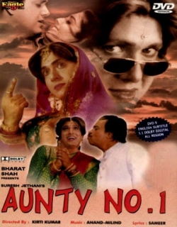 Aunty No. 1 (1998) - Hindi