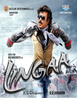 Lingaa (2014) - Hindi