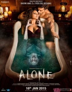 Alone (2015) - Hindi