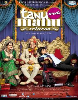 Tanu Weds Manu Returns (2015) - Hindi
