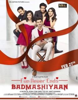 Badmashiyaan - Fun Never Ends (2015)