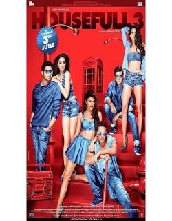 Housefull 3 (2016) - Hindi