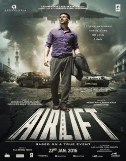 Airlift (2016) Movie Trailer