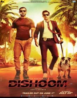 Dishoom (2016) - Hindi