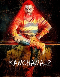 Kanchana 2 (2015) First Look Poster